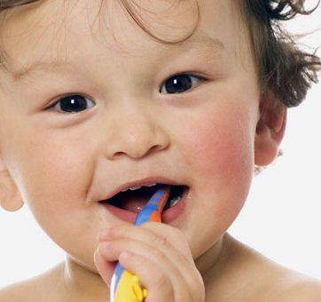 When Do You Start Brushing Baby's Teeth?